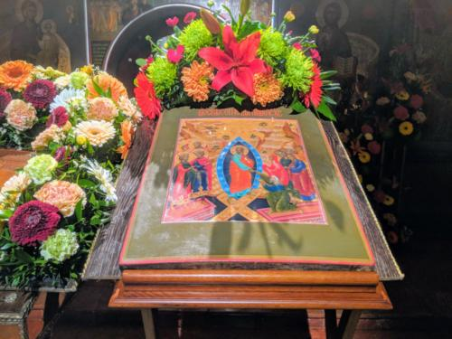 Престольный праздник в Антипе – 2018