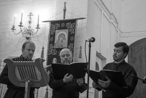 """Концерт ансабля """"МелосЪ"""" в Коломенском 2016"""